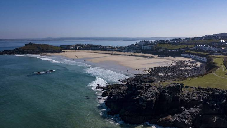 History Of St Ives