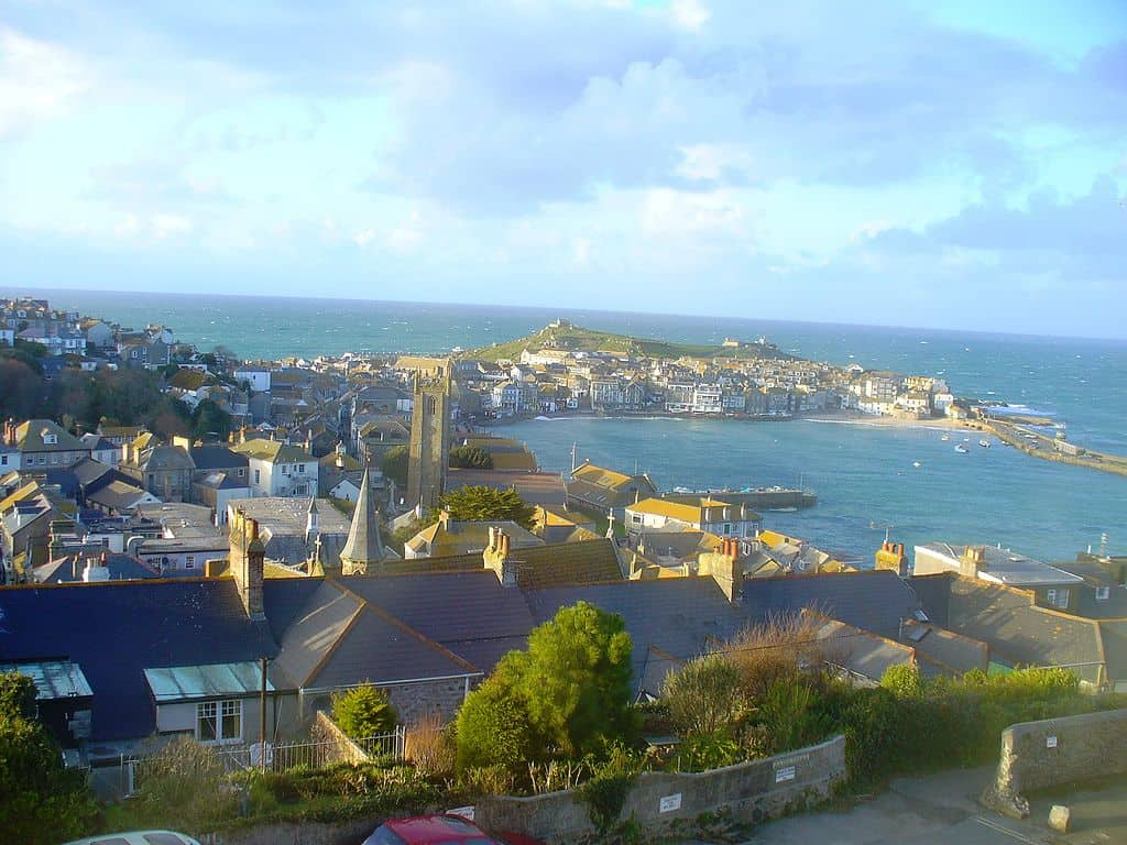 St Ives Cornwall - Photos by Joowwww